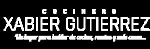 logo Xabier Gutierrez Cocinero