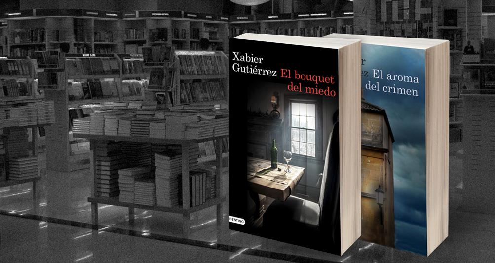 El bouquet del miedo - Xabier Gutiérrez