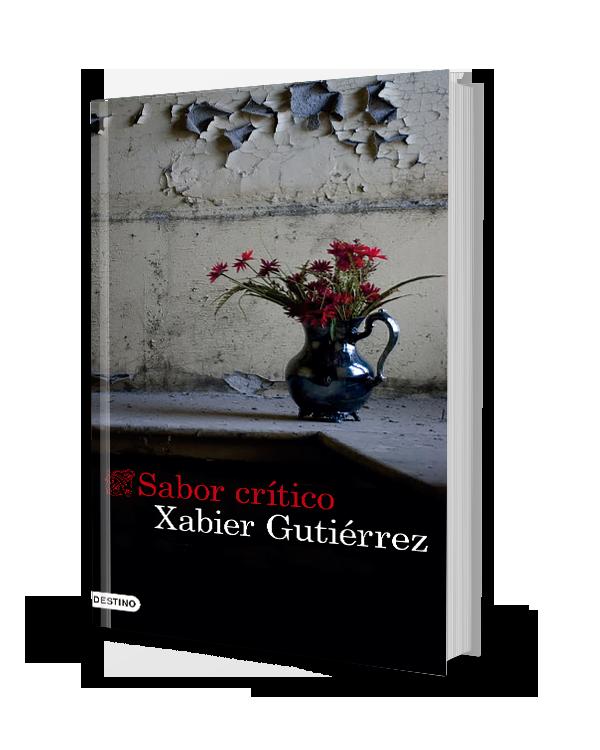 los aromas del crimen sabor critico Xabier Gutierrez
